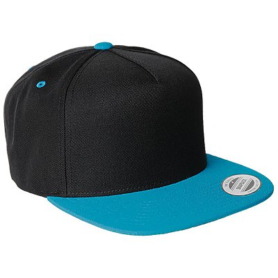 YUPOONG Five Panel Wool Blend Snapback