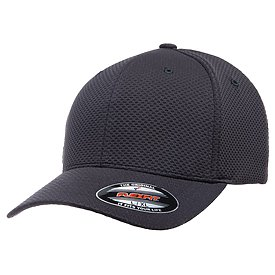 FLEXFIT 3D Hexagon Stretch Cap