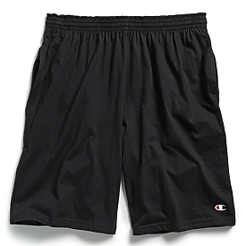 Champion Cotton Gym Short with Pocket
