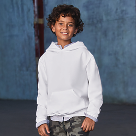 Jerzees Youth 8.2 oz. Hooded Sweat