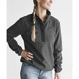 DRI DUCK Aspen Ladies Fleece Pullover