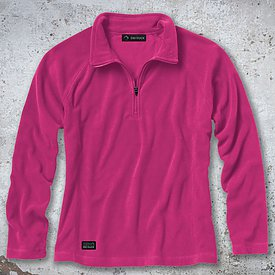 DRI DUCK 4.5oz Ladies Fusion Fleece