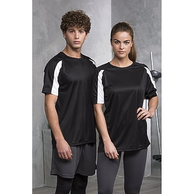 Just Cool by AWDis Contrast Cool T