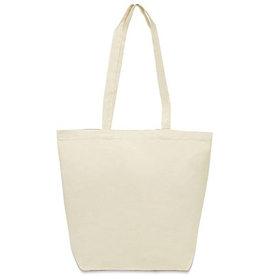 LIBERTY BAGS Star of India Cotton Canvas Tote