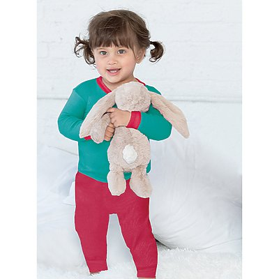 Rabbit Skins Infant L/S PAJAMA TOP