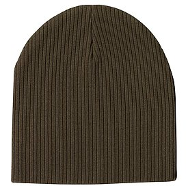 Sportsman Cap Soft Wide-Ribbed Beanie Cap