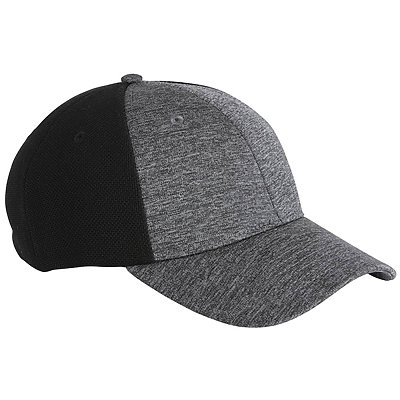 Sportsman Cap Shadow Tech Marled Trucker Cap