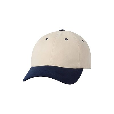 Sportsman Cap Unstructured Brush Twill Cap