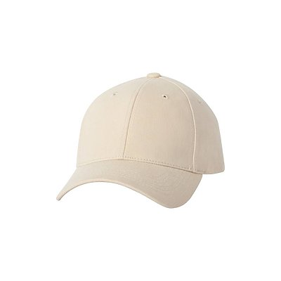 Sportsman Cap Structured Brushed Twill Cap