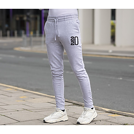 Just Hoods by AWDis Tapered Track Pant
