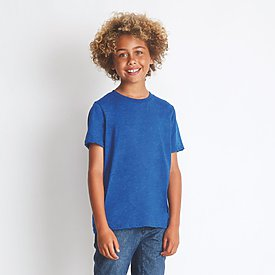 Next Level 4.3oz Boys CVC Crew T-shirt