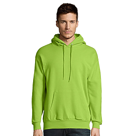 Hanes 7.8oz 50/50 Hooded Sweat